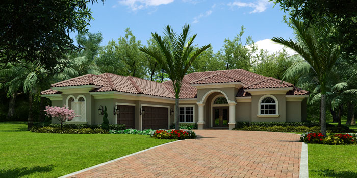 Custom home build in cape coral and sw florida build the for How to build your own house in florida